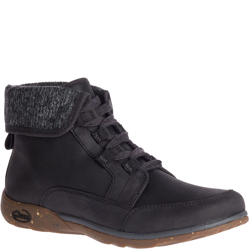 Image for Chaco Women's Barbary Casual Boots - Black Iron from bootbay