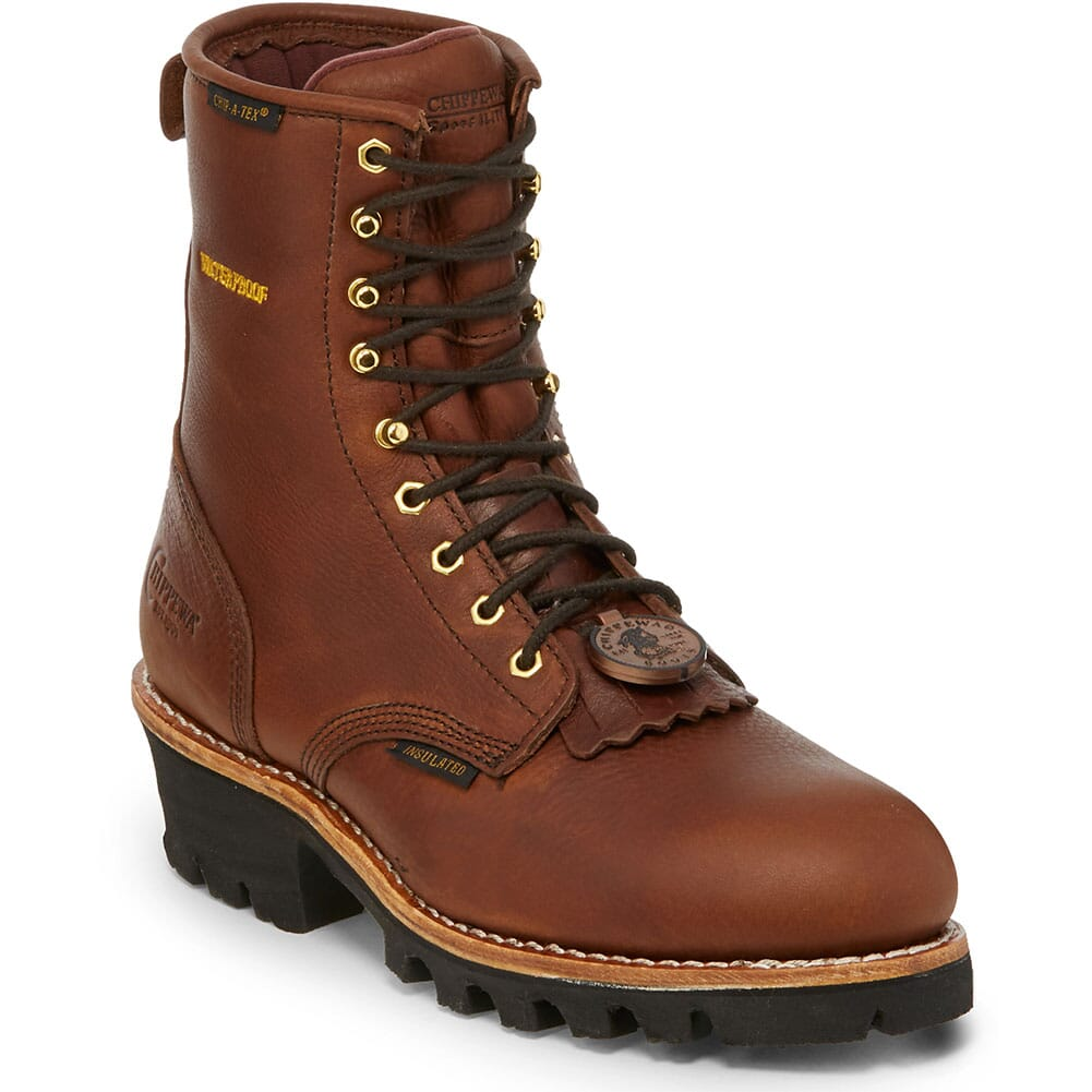 Image for Chippewa Men's Paladin WP Safety Boots - Briar from bootbay