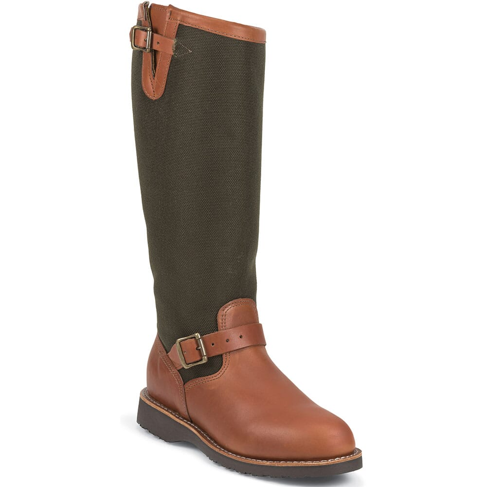 Image for Chippewa Women's Field Hunting Snake Boots - Expresso from bootbay