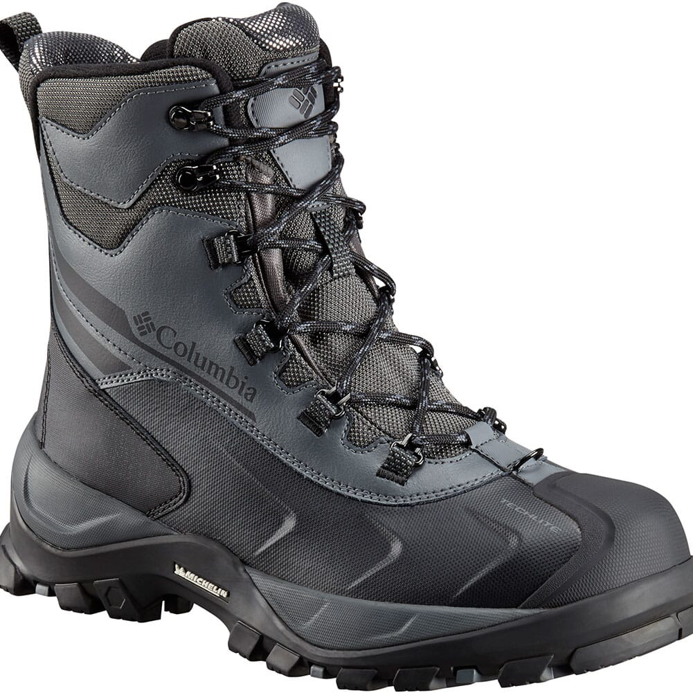 Image for Columbia Men's Men's Bugaboot Plus IV Omni-Heat Pac Boots - Graphite from bootbay
