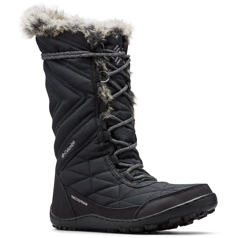 Image for Columbia Women's Minx Mid III Casual Boots - Black/Grey Steel from bootbay