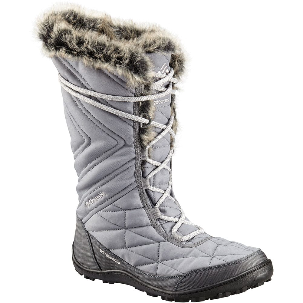 Image for Columbia Women's Minx Mid III Pac Boots - Grey from bootbay