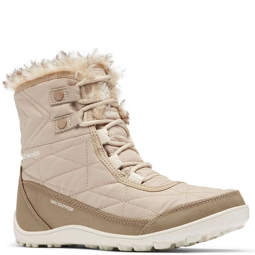 Image for Columbia Women's Minx Shorty III Boots - Oxford Tan/Fawn from elliottsboots