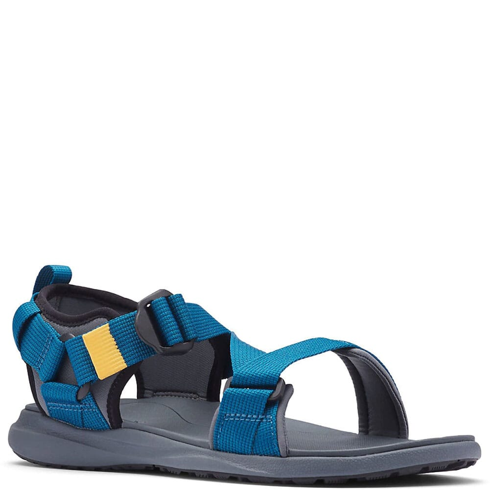 Image for Columbia Men's TechLite Sandals - Graphite/Phoenix Blue from bootbay