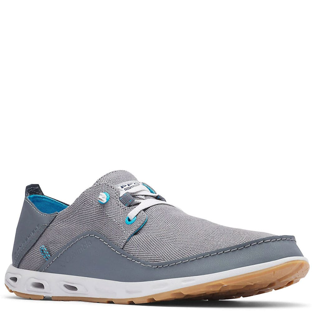 Image for Columbia Men's PFG Bahama Vent Loco Relaxed III Shoes - Graphite/Blu from bootbay