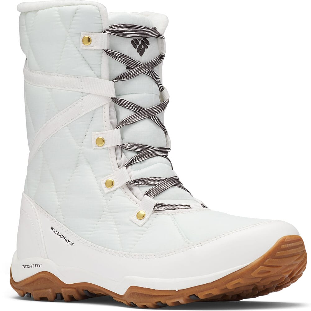 Image for Columbia Women's Cascara Omni-Heat Boots - Sea Salt/Dark Grey from bootbay