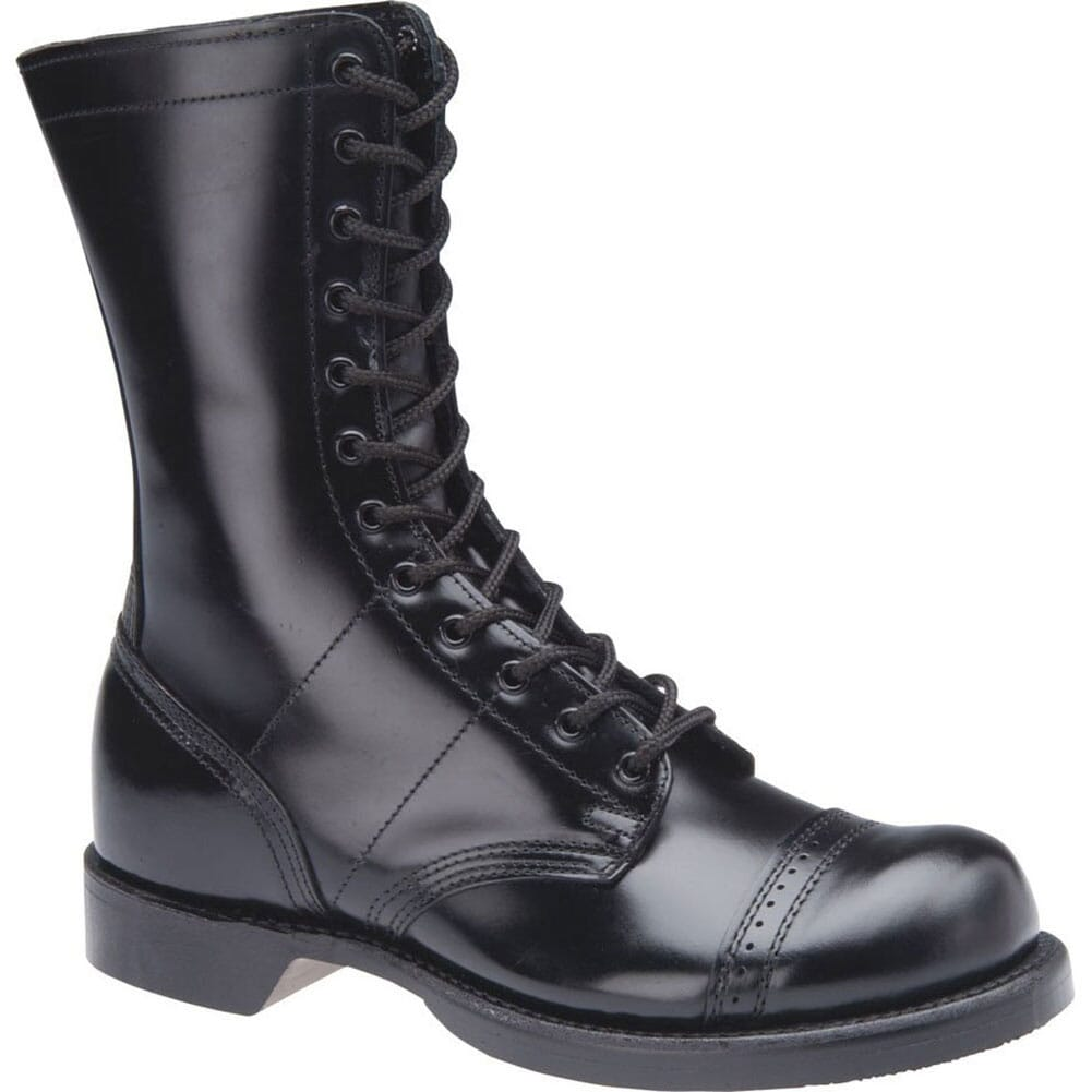 Image for Corcoran Men's Original Jump Uniform Boots - Black from elliottsboots