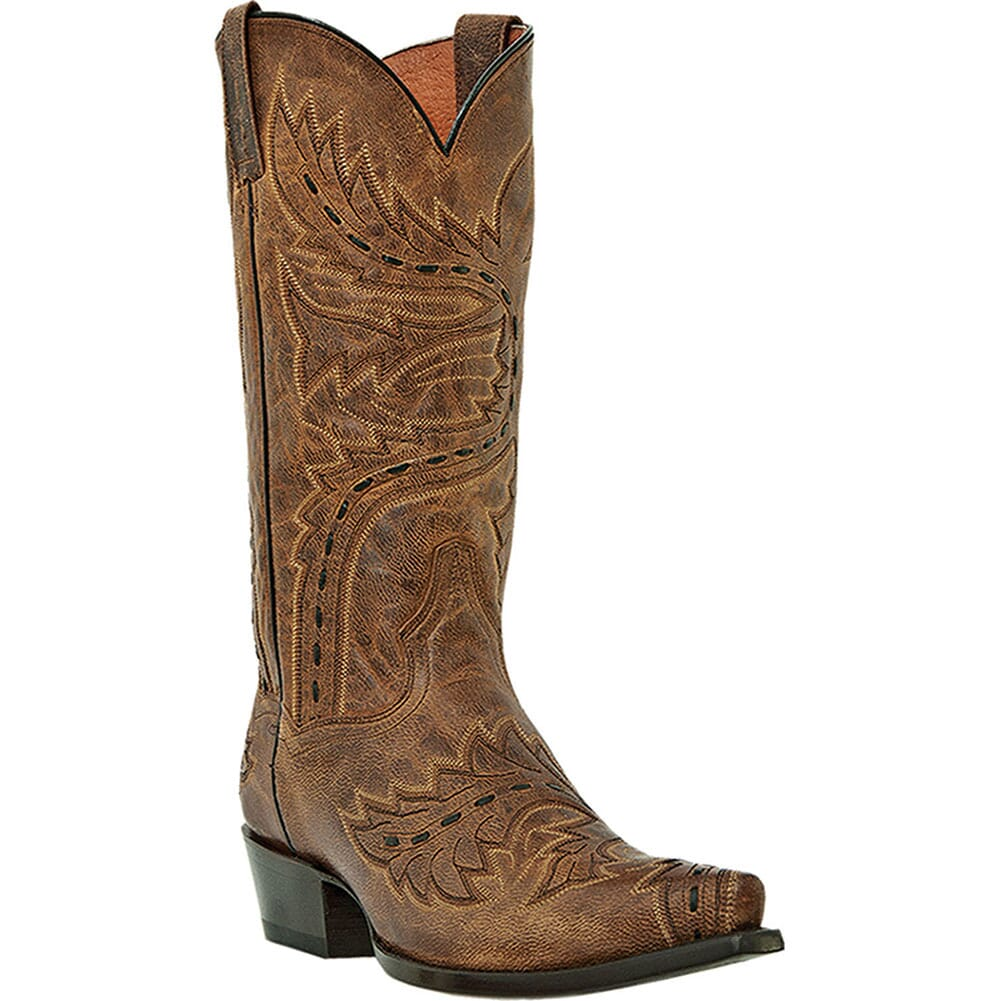 Image for Dan Post Men's Sidewinder Mad Cat Western - Tan from bootbay