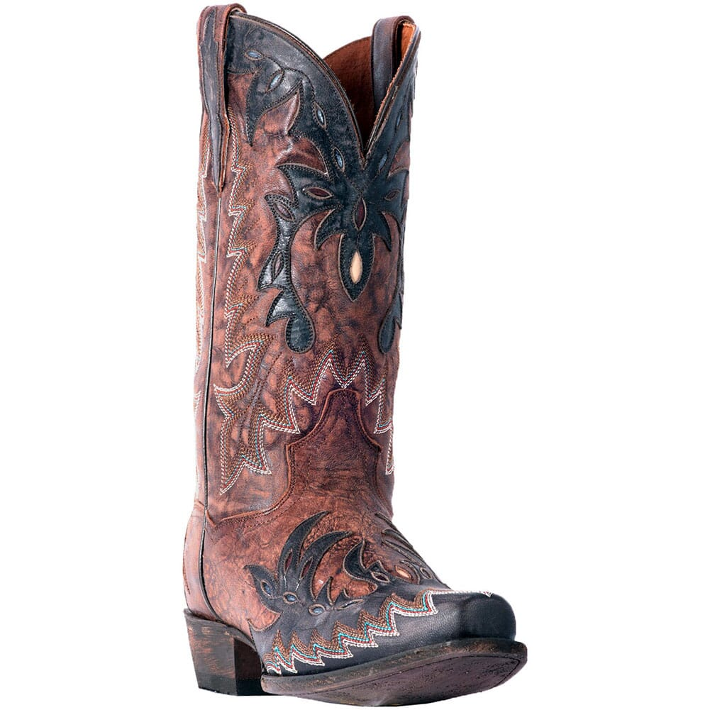 Image for Dan Post Men's Tex Western Boots - Brown from bootbay
