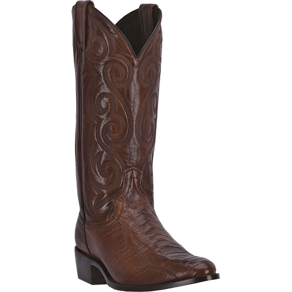 Image for Dan Post Men's Bellevue Western Boots - Antique Tan from bootbay
