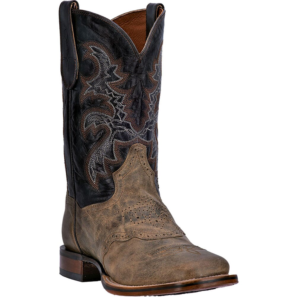 Image for Dan Post Men's Cowboy Certified Western Boots - Sand from bootbay