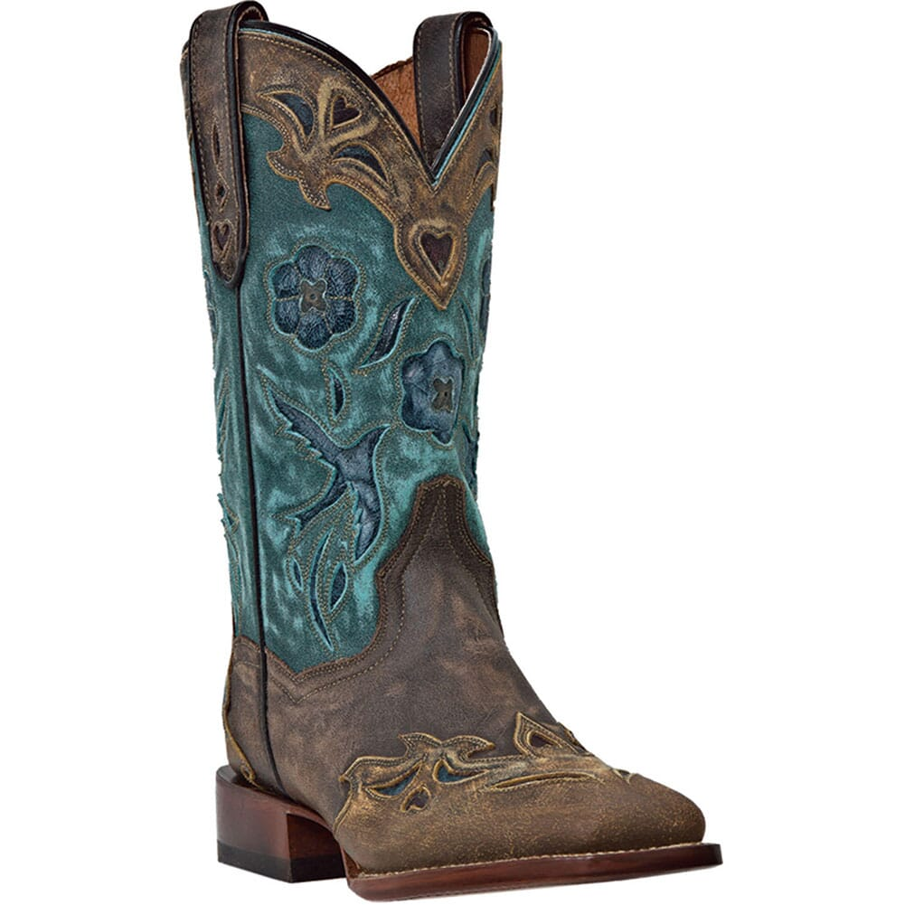 Image for Dan Post Women's BlueBird CC Western Boots - Copper from bootbay