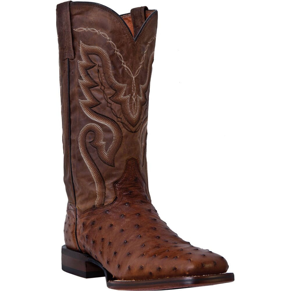 Image for Dan Post Men's Chandler Western Boots - Brown from bootbay