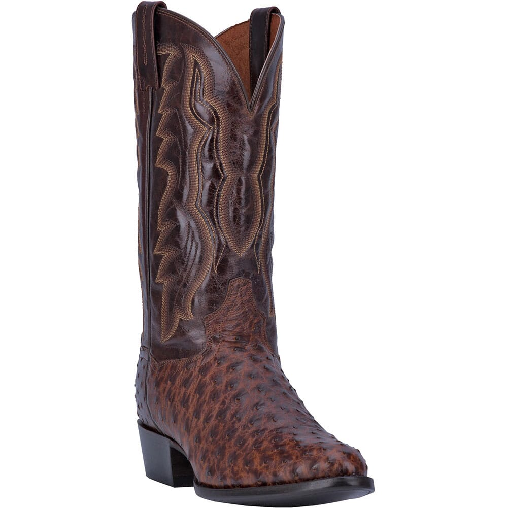 Image for Dan Post Men's Pershing Western Boots - Brass from elliottsboots