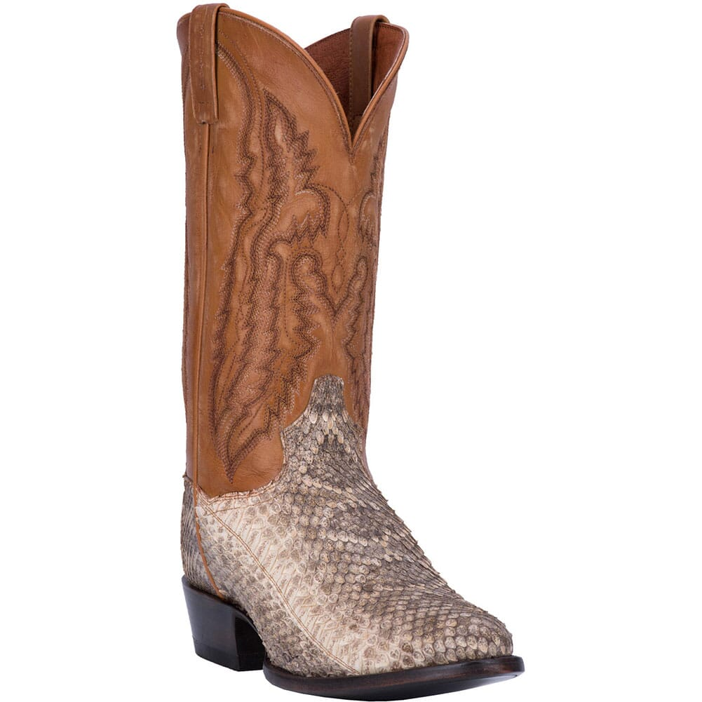 Image for Dan Post Men's Venom Western Boots - Natural from bootbay