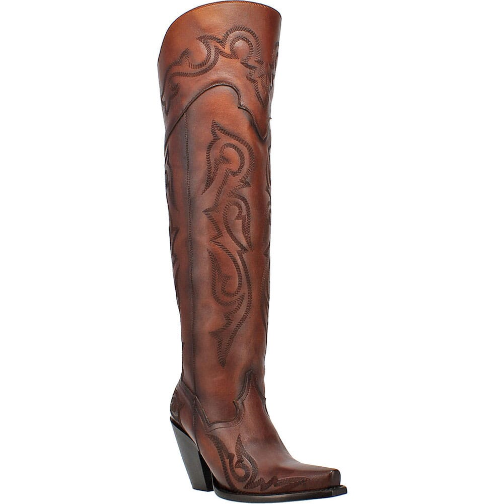 Image for Dan Post Women's Seductress Casual Boots - Chestnut from elliottsboots