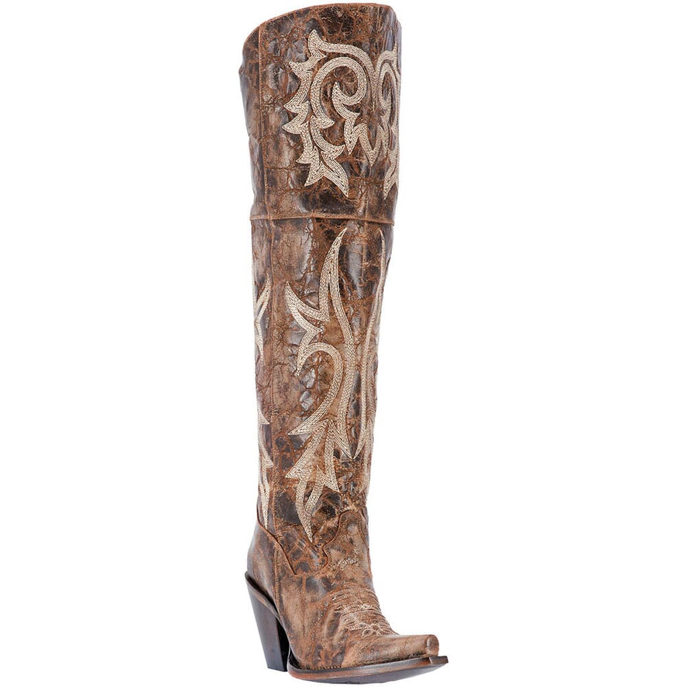Image for Dan Post Women's Jilted Western Boots - Brown from bootbay