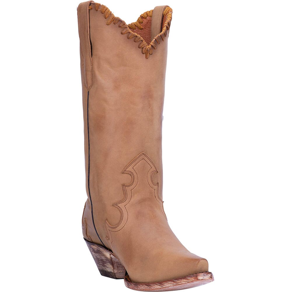 Image for Dan Post Women's Denise Western Boots - Camel from bootbay