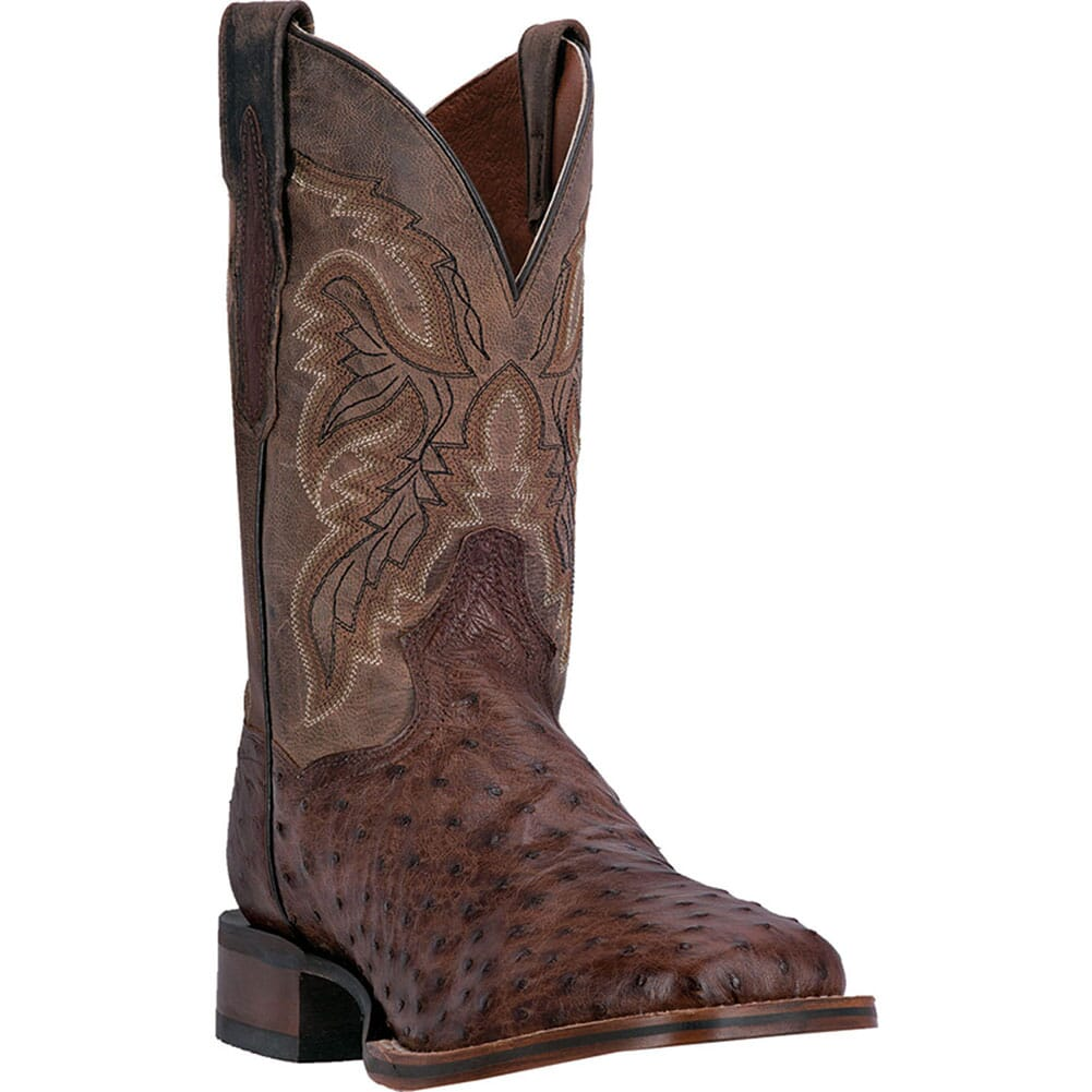 Image for Dan Post Men's Alamosa Western Boots - Chocolate from bootbay