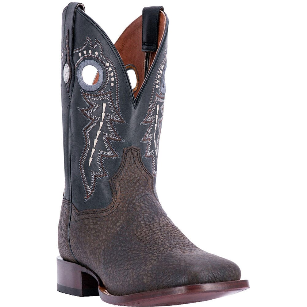 Image for Dan Post Men's Badlands Western Boots - Bison from bootbay