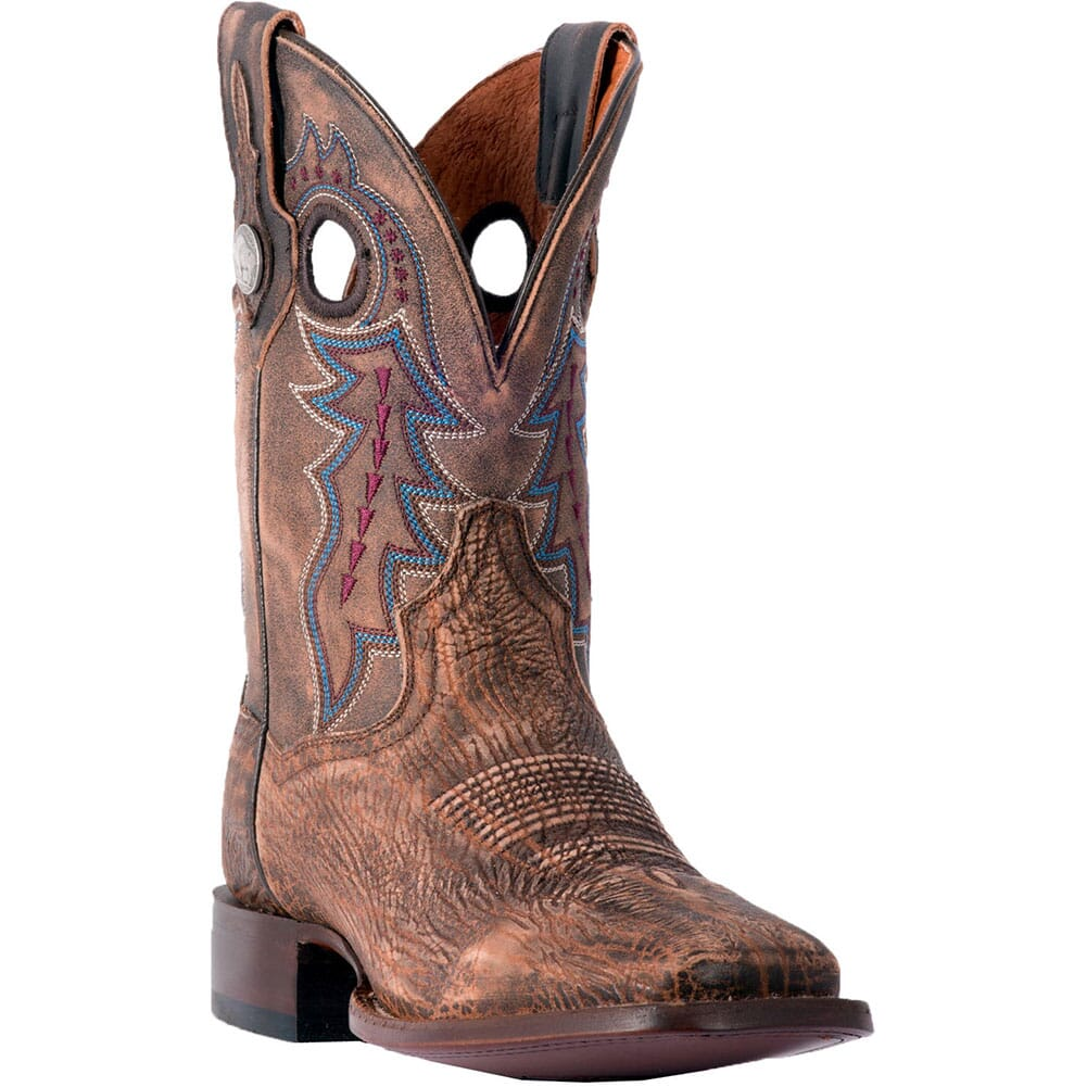 Image for Dan Post Men's Badlands Western Boots - Tan from bootbay