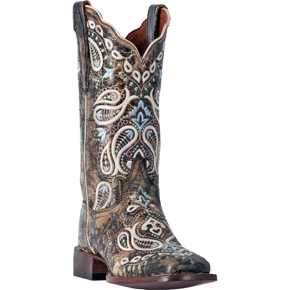 Image for Dan Post Women's Anna Western Boots - Chocolate from bootbay