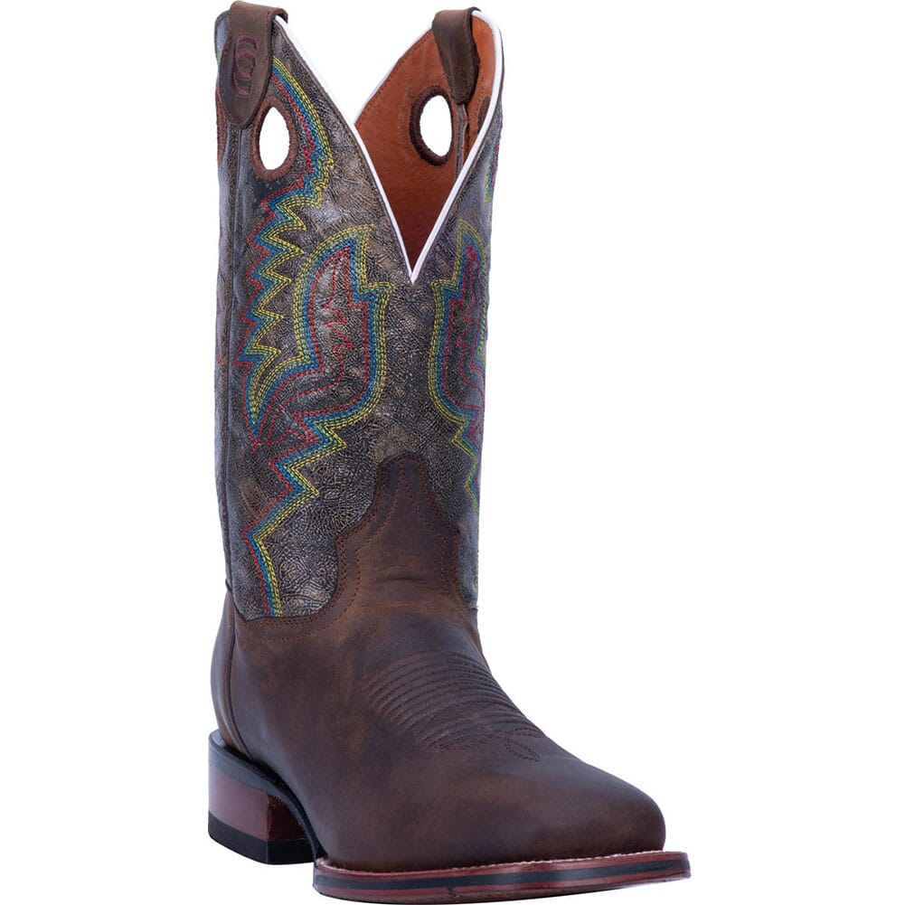 Image for Dan Post Men's Deuce Western Boots - Brown from bootbay