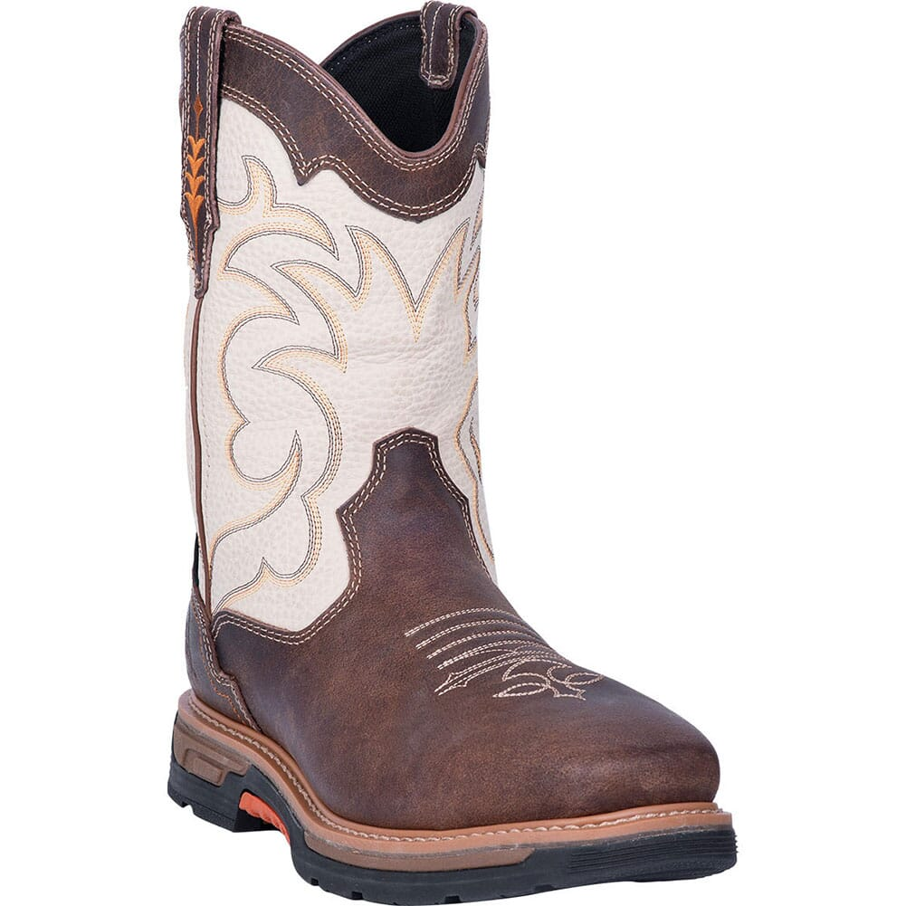 Image for Dan Post Men's Storm Tide WP Safety Boots - Brown/Bone from bootbay
