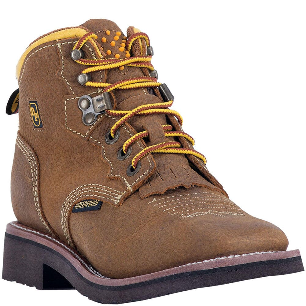 Image for Dan Post Women's Mesa Western Boots - Tan from elliottsboots