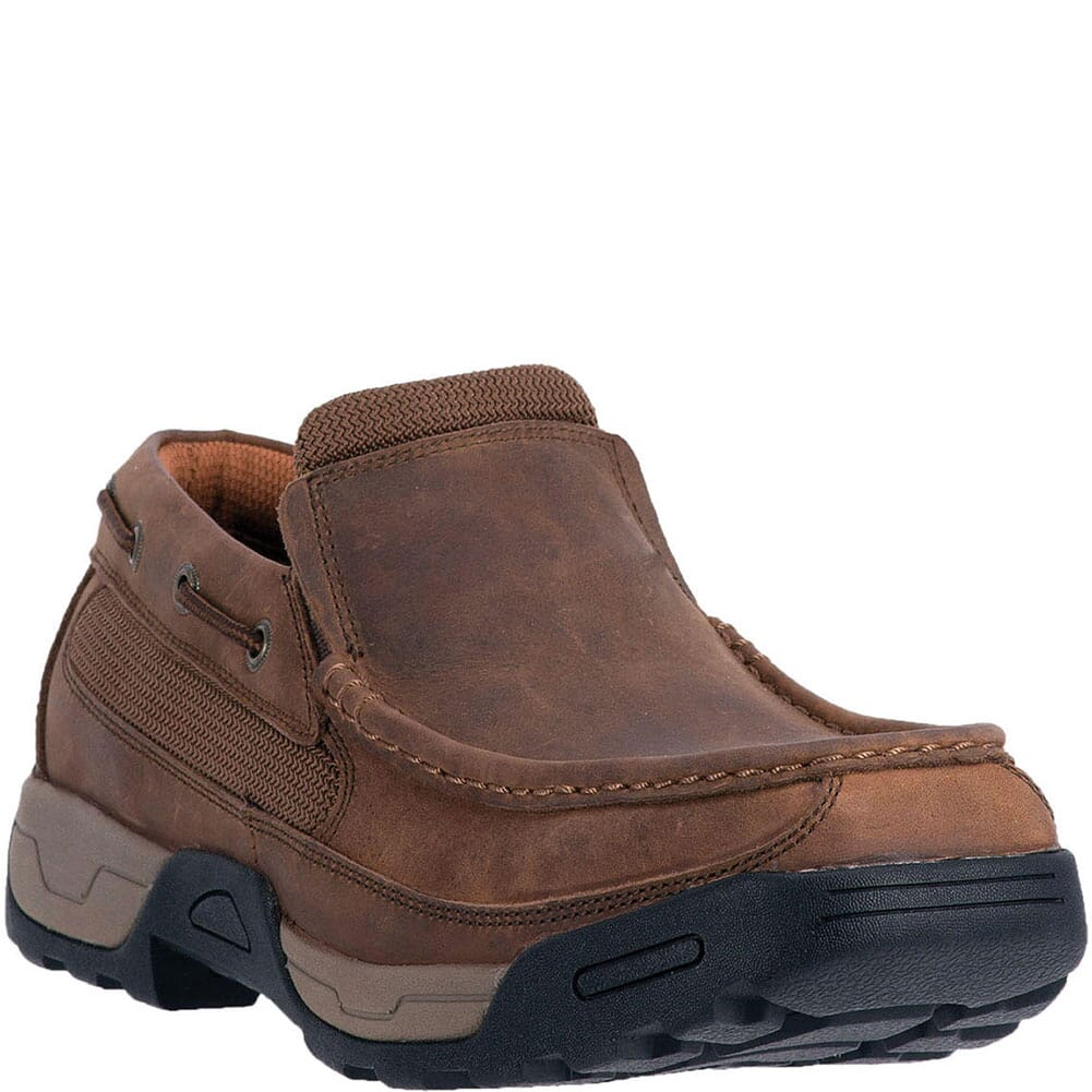 Image for Dan Post Men's Armstrong Safety Shoes - Tan from bootbay