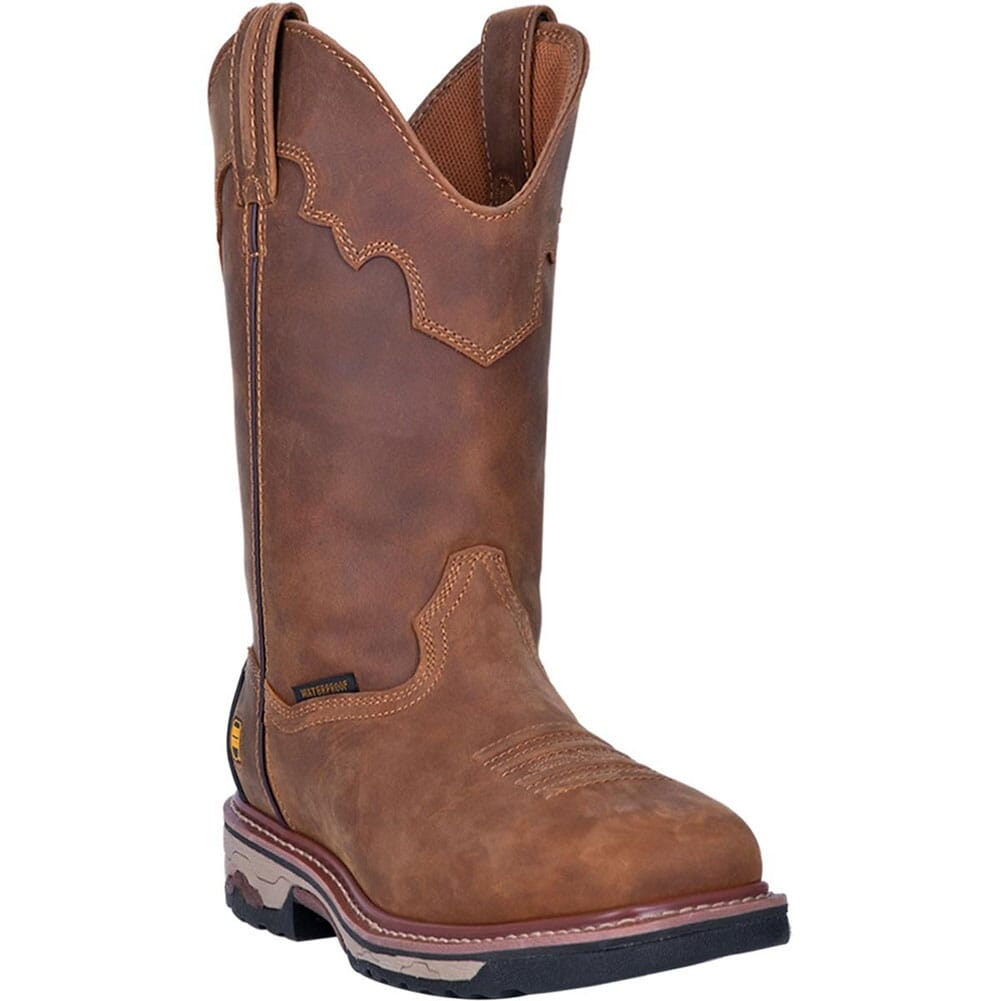 Image for Dan Post Men's Blayde Safety Boots - Saddle Tan from bootbay