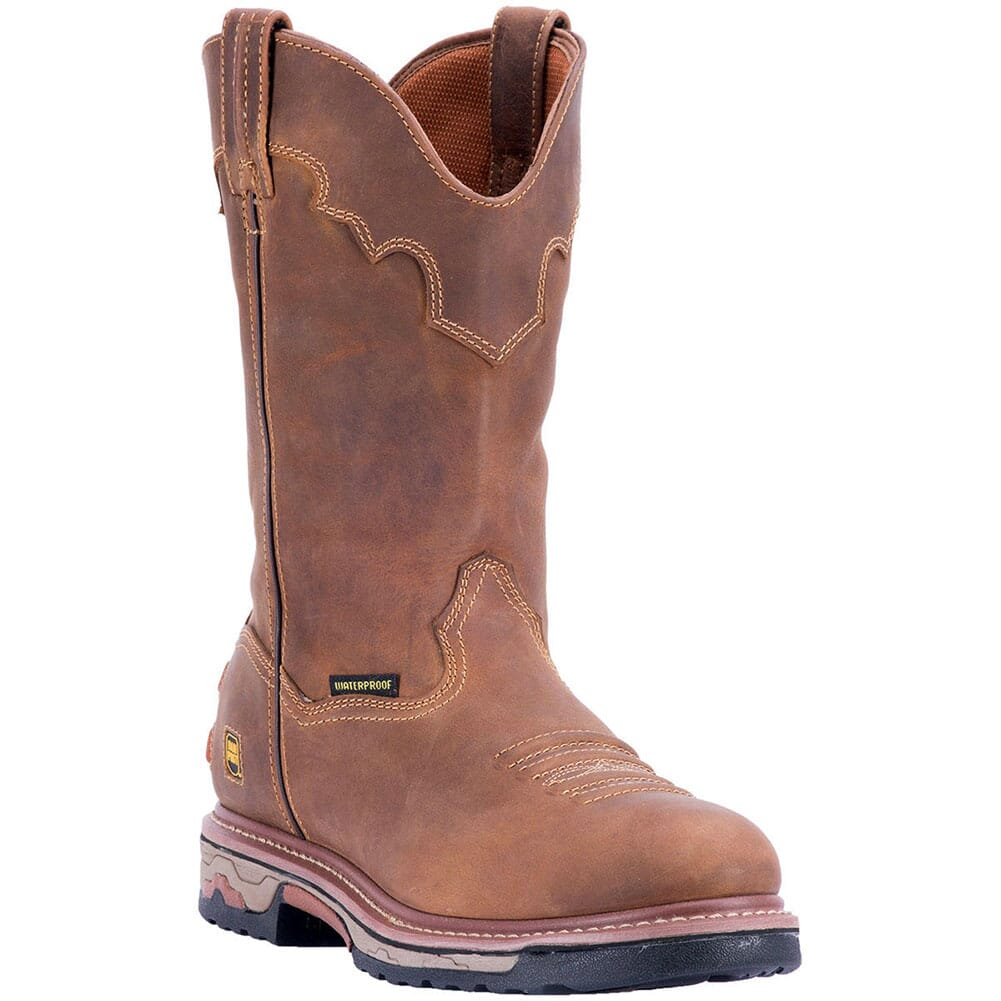Image for Dan Post Men's Journeyman Safety Boots - Saddle Tan from bootbay
