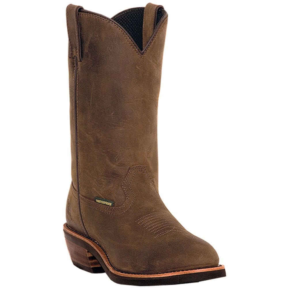 Image for Dan Post Men's Albuquerque Safety Boots - Tan from bootbay