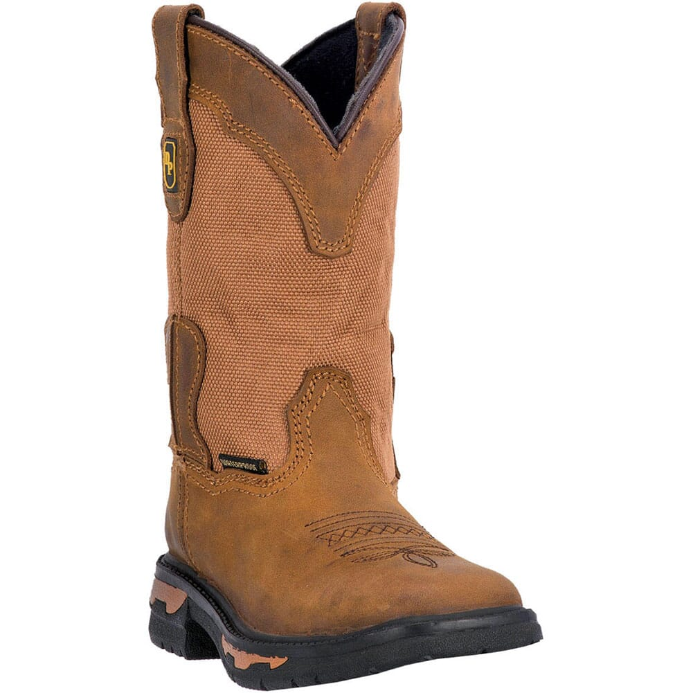 Image for Dan Post Youth Everest Western Boots - Brown from bootbay