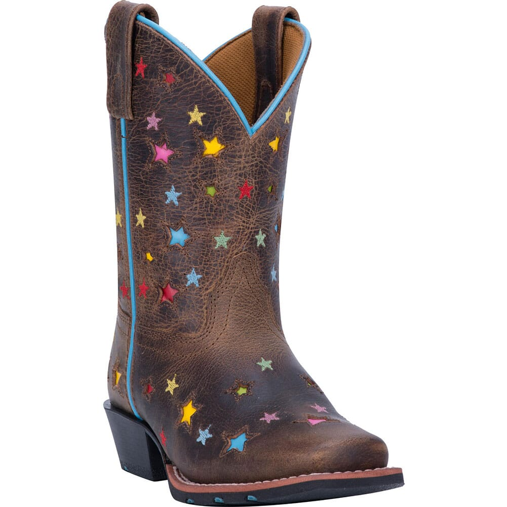 Image for Dan Post Youth Starlett Western Boots - Brown from bootbay