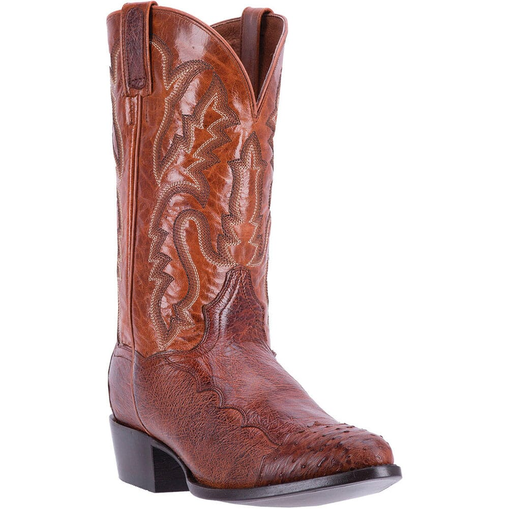 Image for Dan Post Men's Pugh Western Boots - Cognac from bootbay