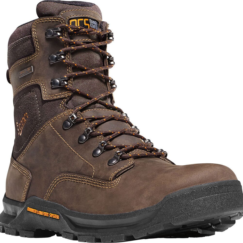 Image for Danner Men's Crafter EH Work Boots - Brown from bootbay