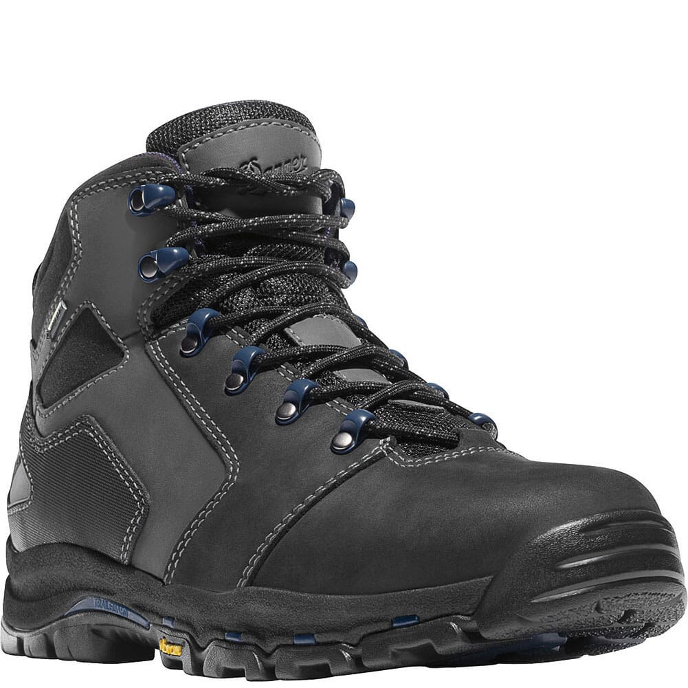 Image for Danner Men's Vicious 4.5 Work Boots - Black from bootbay
