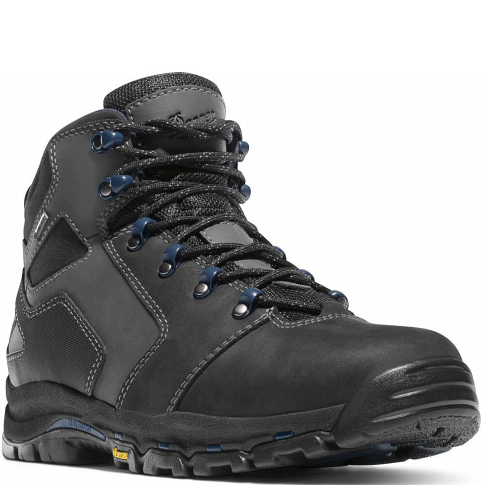 Image for Danner Men's Vicious CT Safety Boots - Black from bootbay