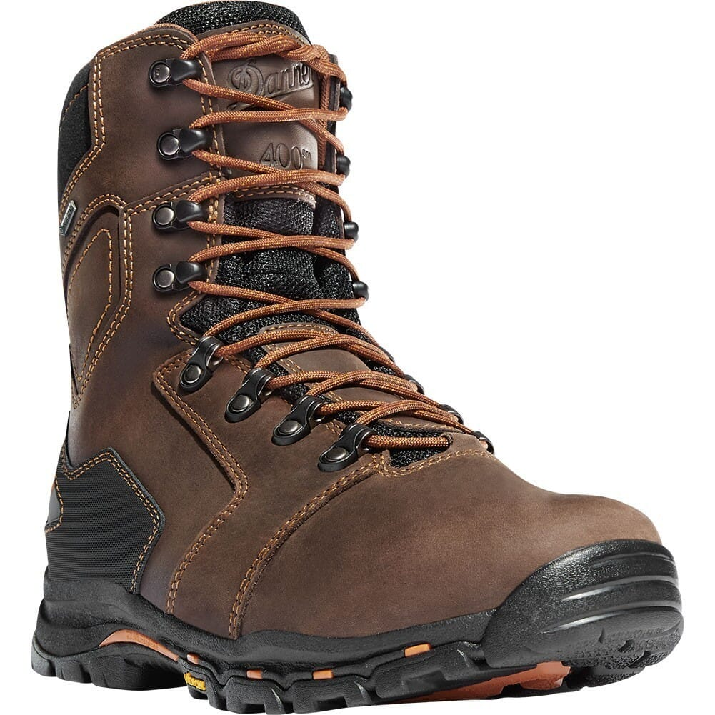 Image for Danner Men's Vicious 400G Safety Boots - Brown from bootbay