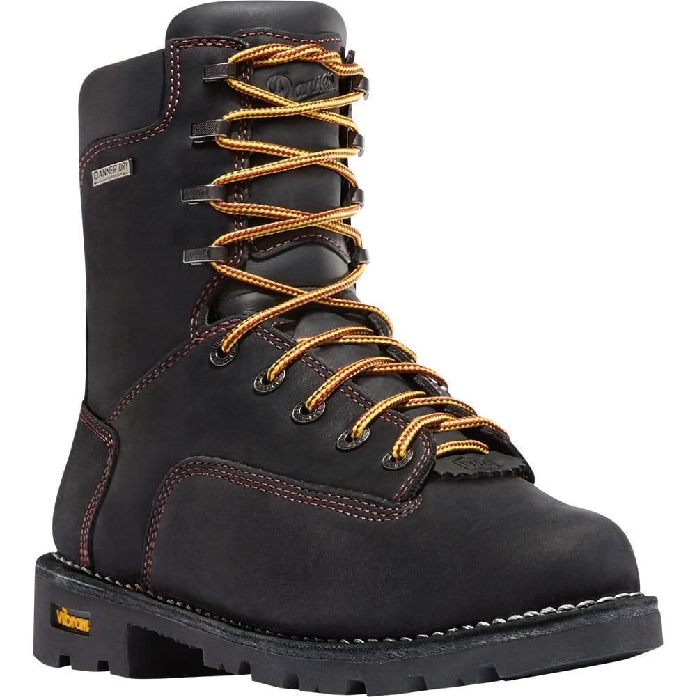 Image for Danner Men's Gritstone Work Boots - Black from bootbay