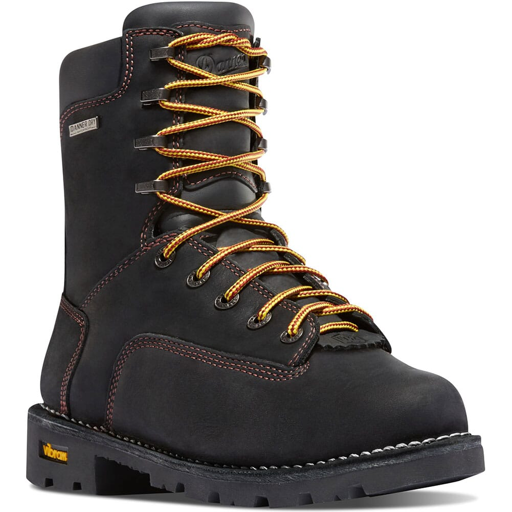 Image for Danner Men's Gritstone Safety Boots - Black from bootbay