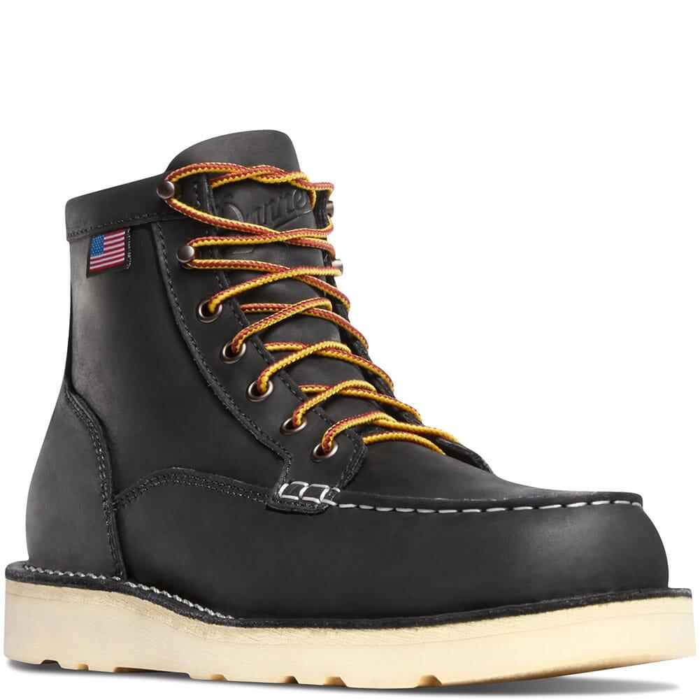 Image for Danner Men's Bull Run Work Boots - Black from bootbay