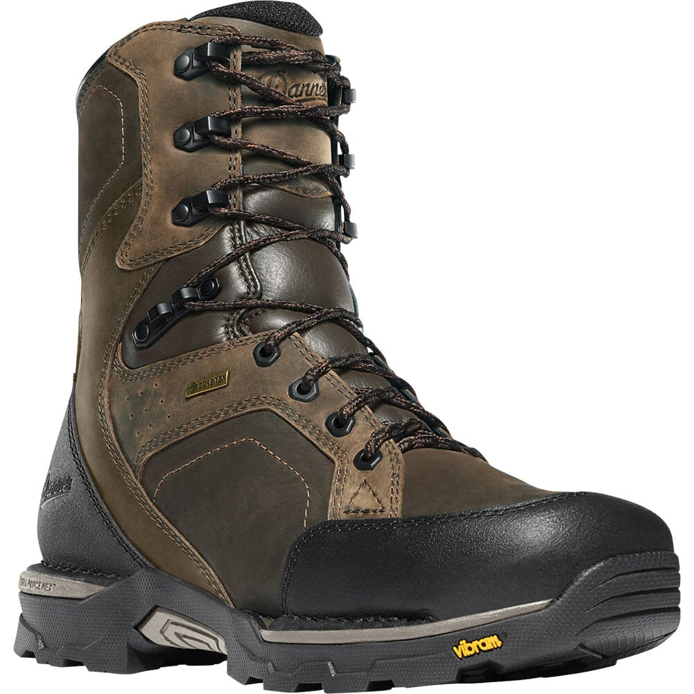 Image for Danner Men's Crucial Safety Boots - Brown from bootbay