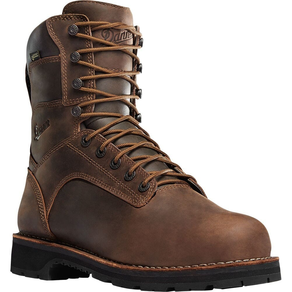 Image for Danner Men's Workman GTX Safety Boots - Brown from bootbay
