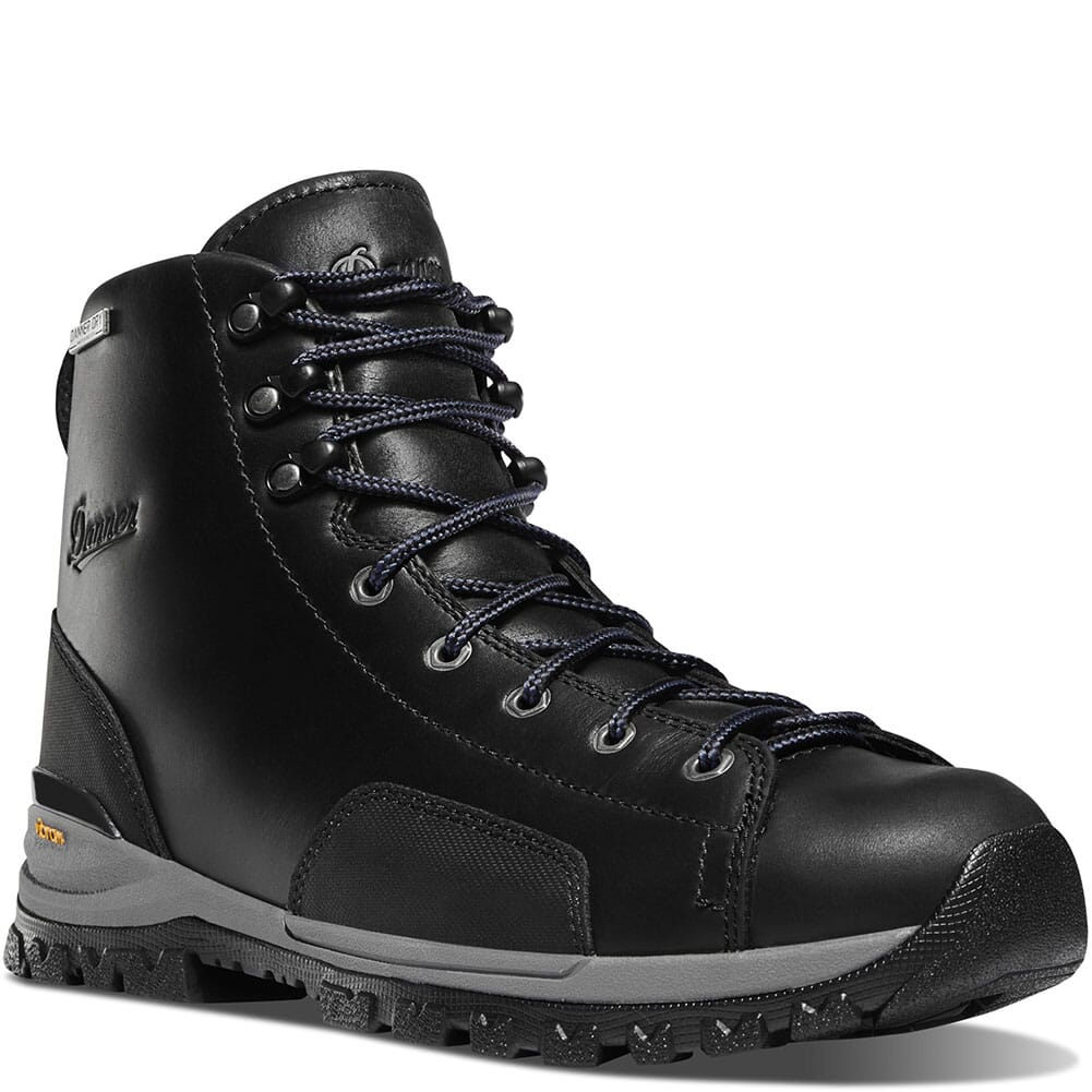 Image for Danner Men's Stronghold Work Boots - Black from bootbay