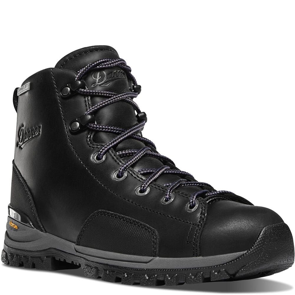 Image for Danner Women's Stronghold WP Safety Boots - Black from bootbay