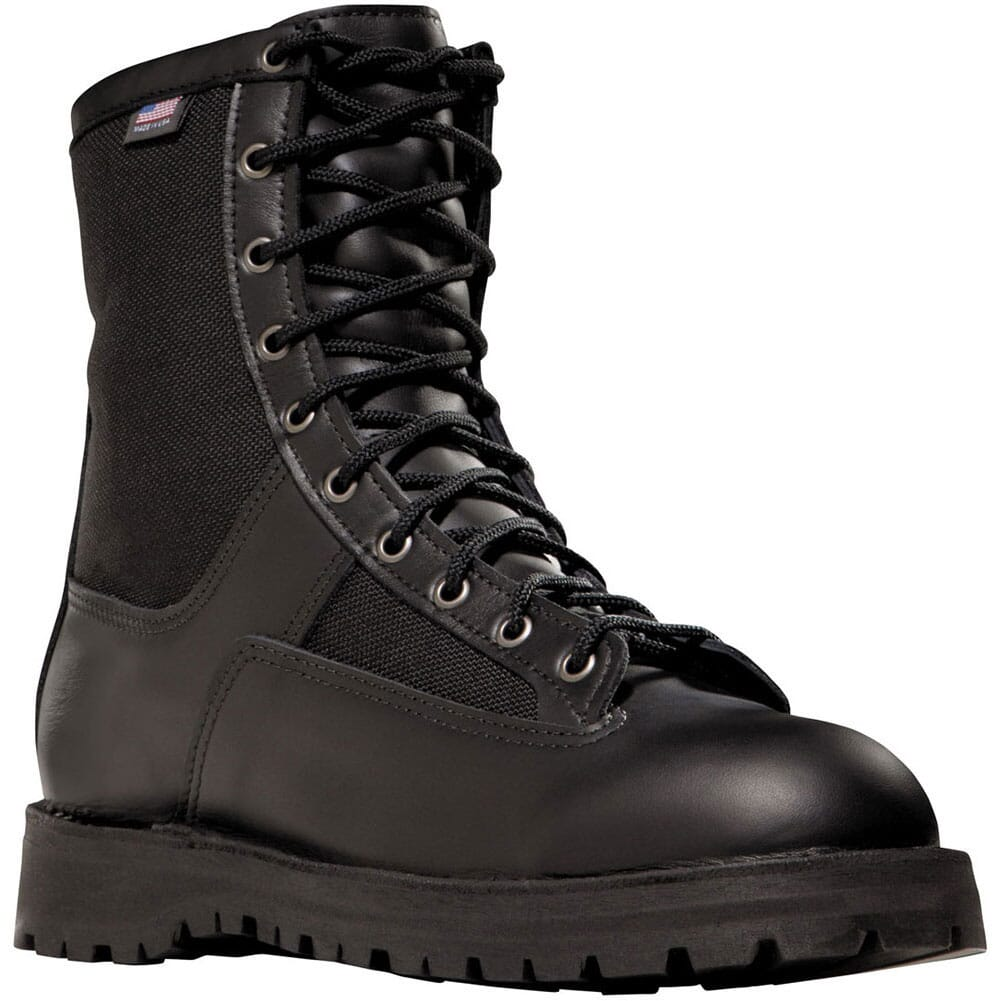 Image for Danner Men's Acadia Uniform Safety Boots - Black from bootbay