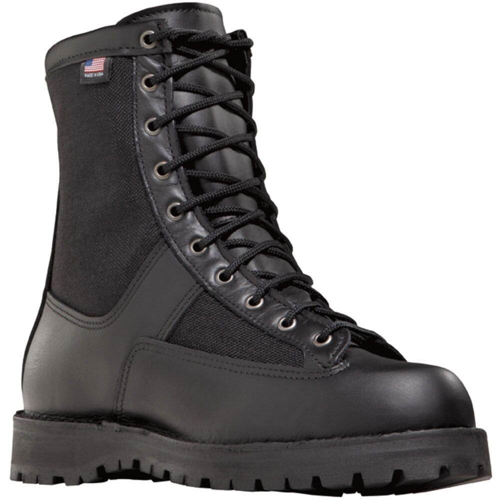 Image for Danner Women's Acadia Uniform Boots - Black from elliottsboots
