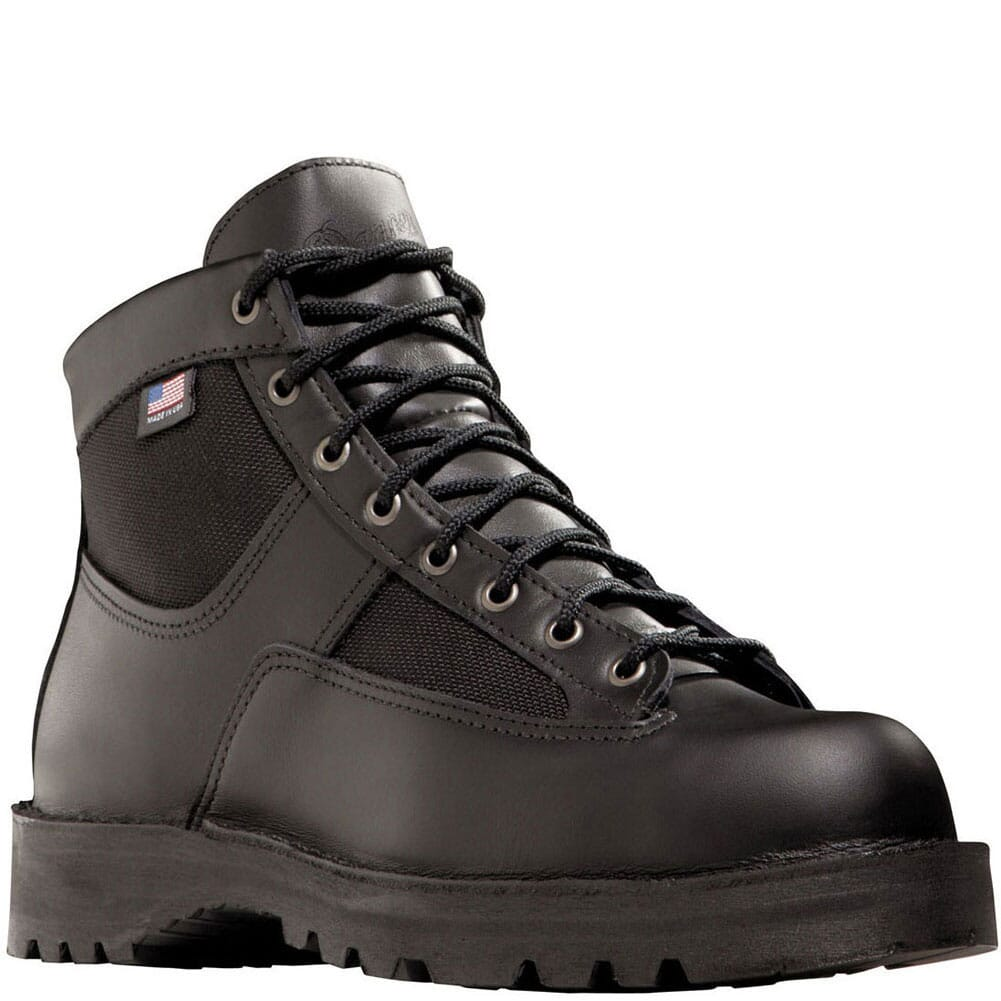 Image for Danner Women's Patrol Uniform Boots - Black from elliottsboots